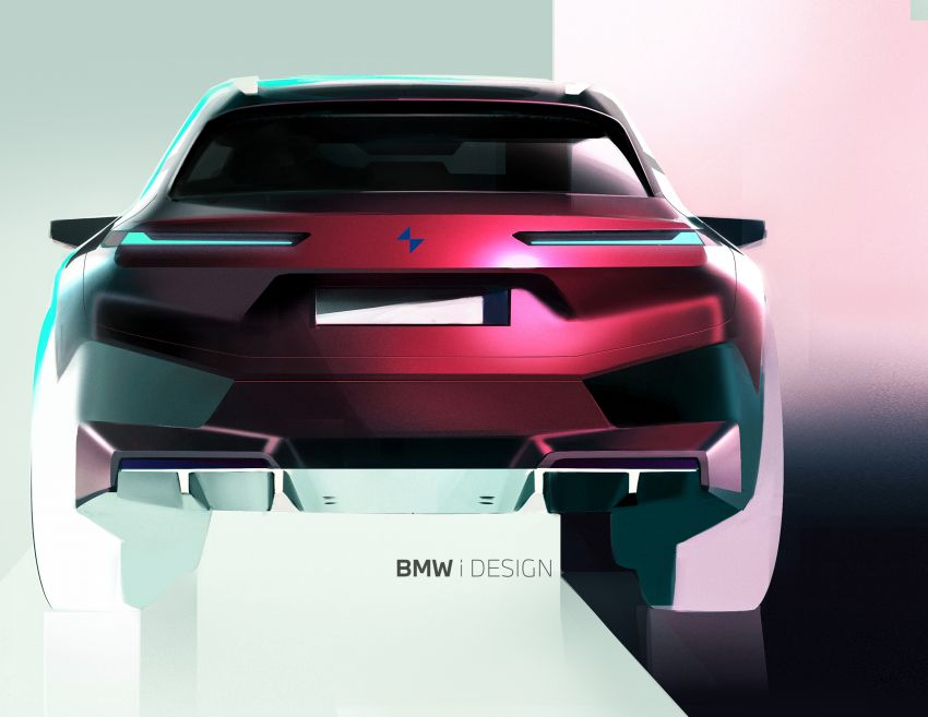 BMW iX revealed – iNEXT electric SUV gets a name and more than 500 PS, 600 km range; coming late-2021 Image #1208283