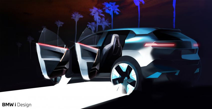 BMW iX revealed – iNEXT electric SUV gets a name and more than 500 PS, 600 km range; coming late-2021 Image #1208291