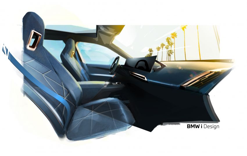 BMW iX revealed – iNEXT electric SUV gets a name and more than 500 PS, 600 km range; coming late-2021 Image #1208293