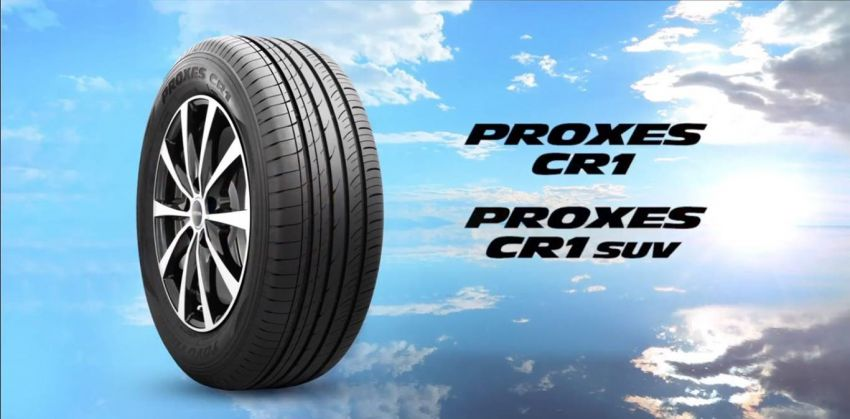 Toyo Proxes CR1 and CR1 SUV launched in Malaysia – replaces NanoEnergy 3, priced from RM160 to RM580 Image #1213802