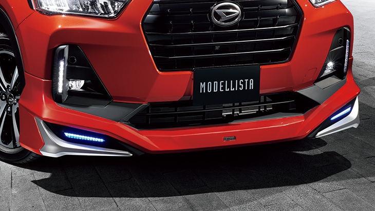 Daihatsu Rocky gets Modellista bodykit, accessories – will the parts fit our upcoming Perodua D55L SUV? Image #1217776