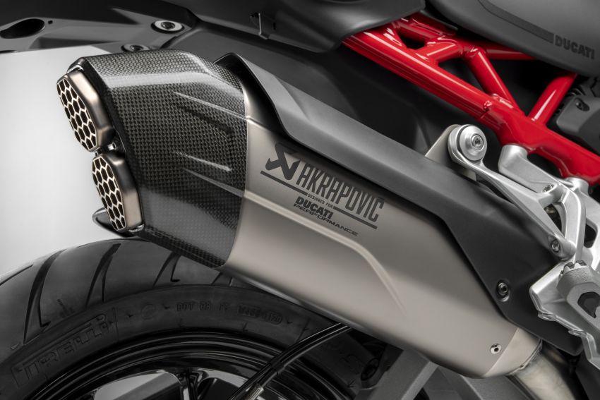 Ducati Multistrada V4, V4S dan V4S Sport diperkenal – enjin V4 Granturismo 170 hp, Adaptive Cruise Control Image #1204514