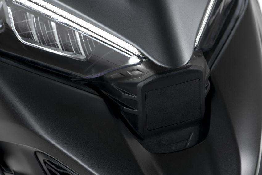 Ducati Multistrada V4, V4S dan V4S Sport diperkenal – enjin V4 Granturismo 170 hp, Adaptive Cruise Control Image #1204531