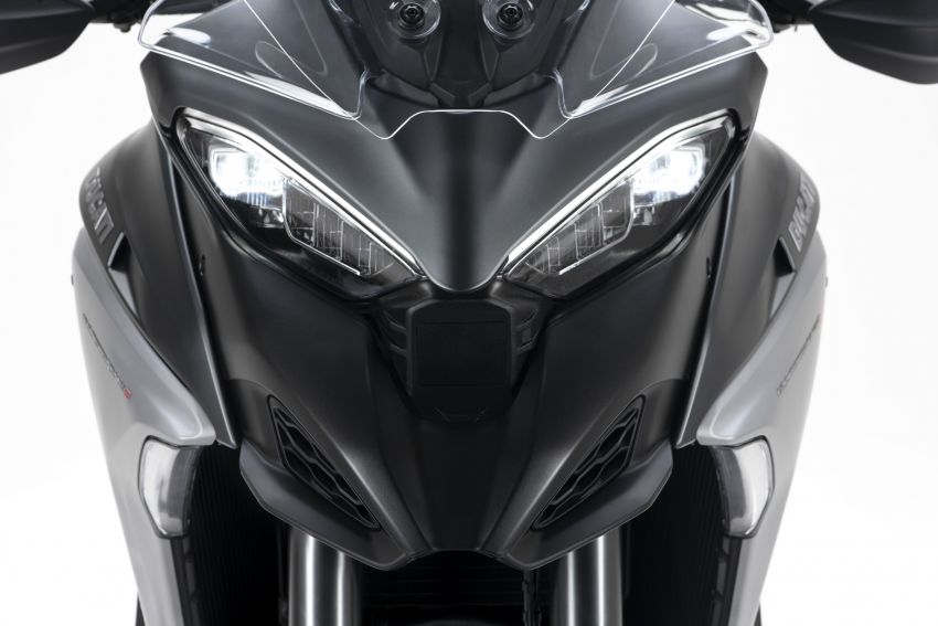 Ducati Multistrada V4, V4S dan V4S Sport diperkenal – enjin V4 Granturismo 170 hp, Adaptive Cruise Control Image #1204533