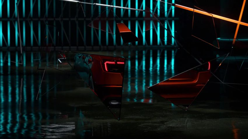 Eleventh-generation Honda Civic prototype gets teased – official debut to take place on November 17 Image #1208999
