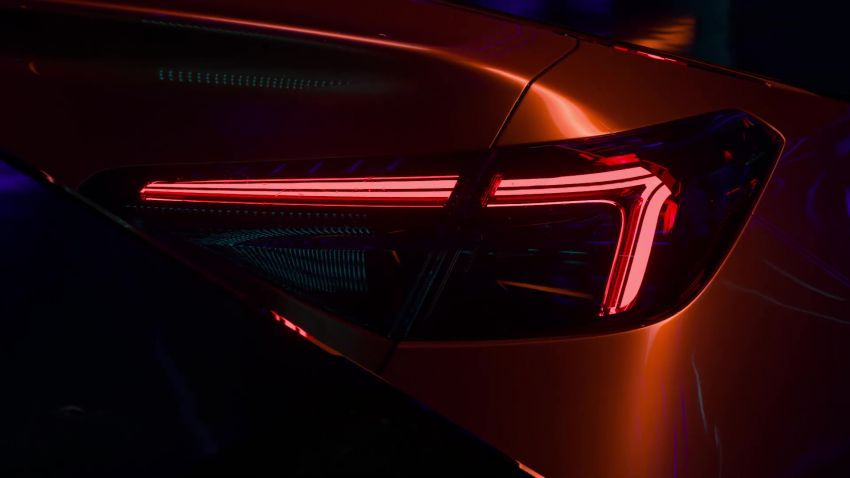 Eleventh-generation Honda Civic prototype gets teased – official debut to take place on November 17 Image #1209001