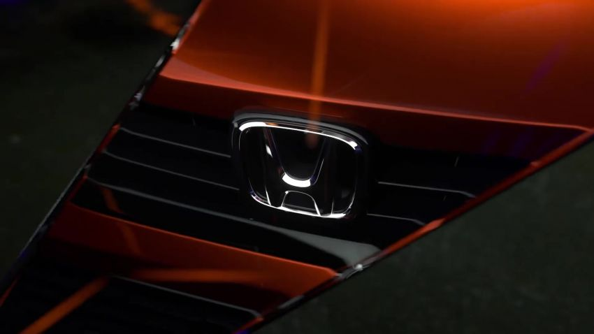Eleventh-generation Honda Civic prototype gets teased – official debut to take place on November 17 Image #1209005