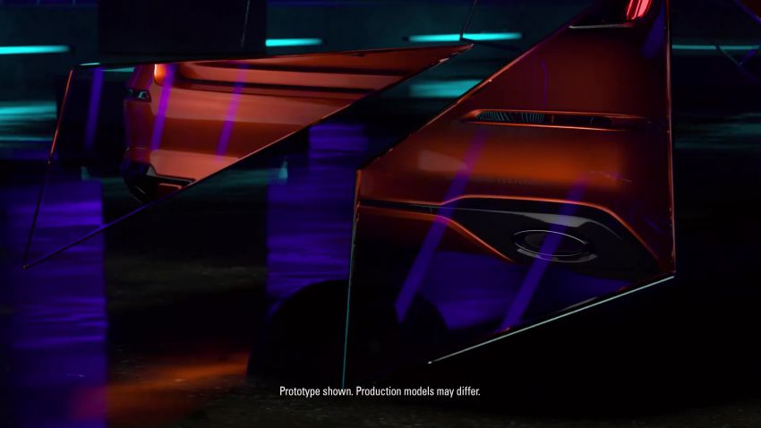 Eleventh-generation Honda Civic prototype gets teased – official debut to take place on November 17 Image #1208997