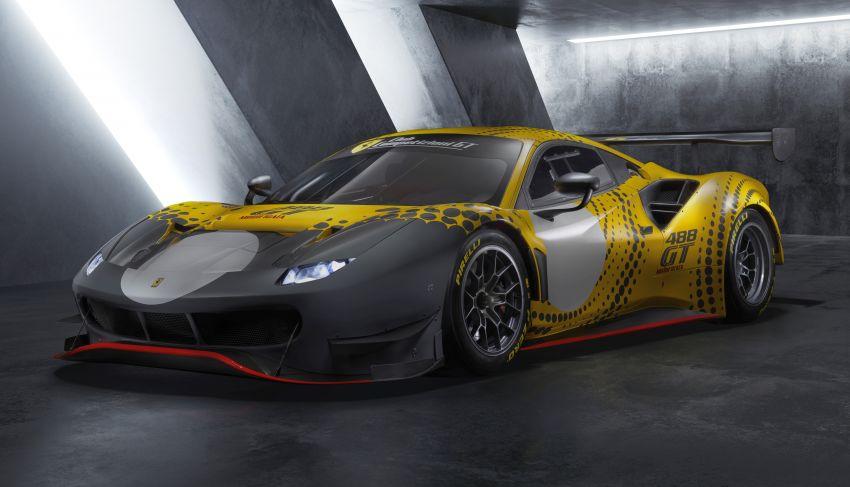 Ferrari 488 GT Modificata – unrestricted 700 PS racer Image #1217124