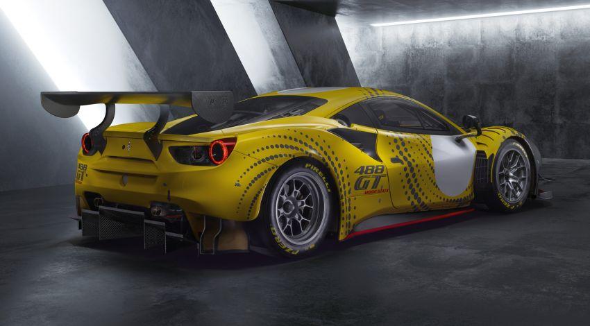 Ferrari 488 GT Modificata – unrestricted 700 PS racer Image #1217122