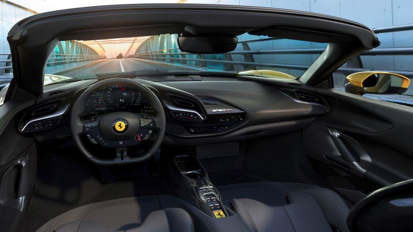 Ferrari SF90 Spider – hybrid's drop-top version debuts Image #1209041