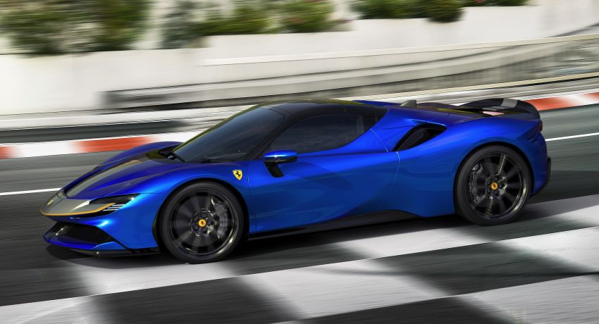 Ferrari SF90 Spider – hybrid's drop-top version debuts Image #1209039