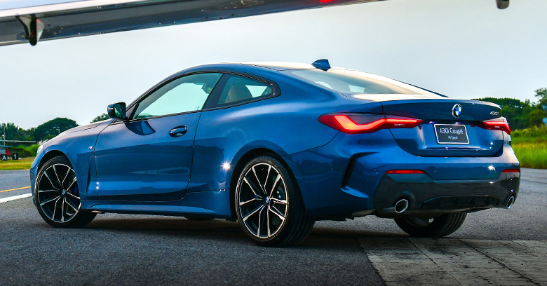 G22 BMW 4 Series now in Thailand – sole 430i M Sport variant with 258 PS, 400 Nm; priced from RM542k Image #1209579