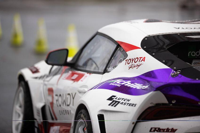 Toyota reveals modified GR Supras, Tacoma for SEMA Image #1203678