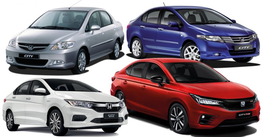 Honda City sales numbers in Malaysia – from Toyota Vios alternative to B-segment leader in 4 generations Image #1214558