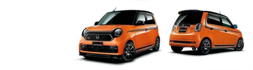 2021 Honda N-One – now with Mugen accessories Image #1216142