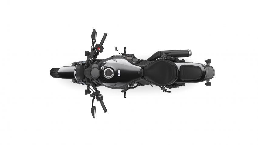 2021 Honda CMX1100 Rebel, the metric cruiser returns Image #1216464
