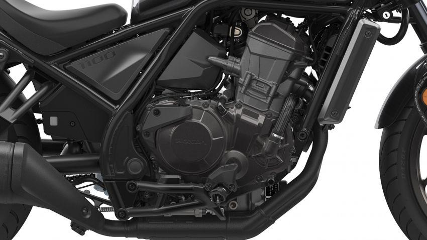 2021 Honda CMX1100 Rebel, the metric cruiser returns Image #1216487