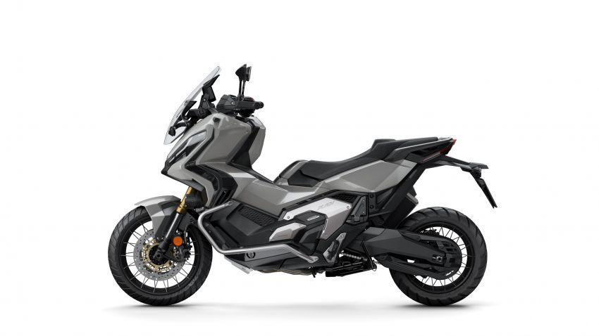 Honda X-ADV 2021 – kuasa dipertingkat, lebih canggih Image #1207486