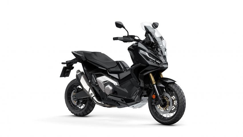 Honda X-ADV 2021 – kuasa dipertingkat, lebih canggih Image #1207480