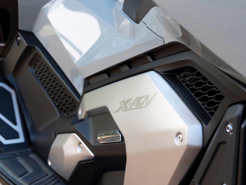 Honda X-ADV 2021 – kuasa dipertingkat, lebih canggih Image #1207472
