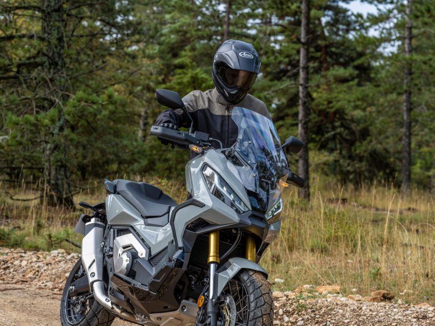 Honda X-ADV 2021 – kuasa dipertingkat, lebih canggih Image #1207456