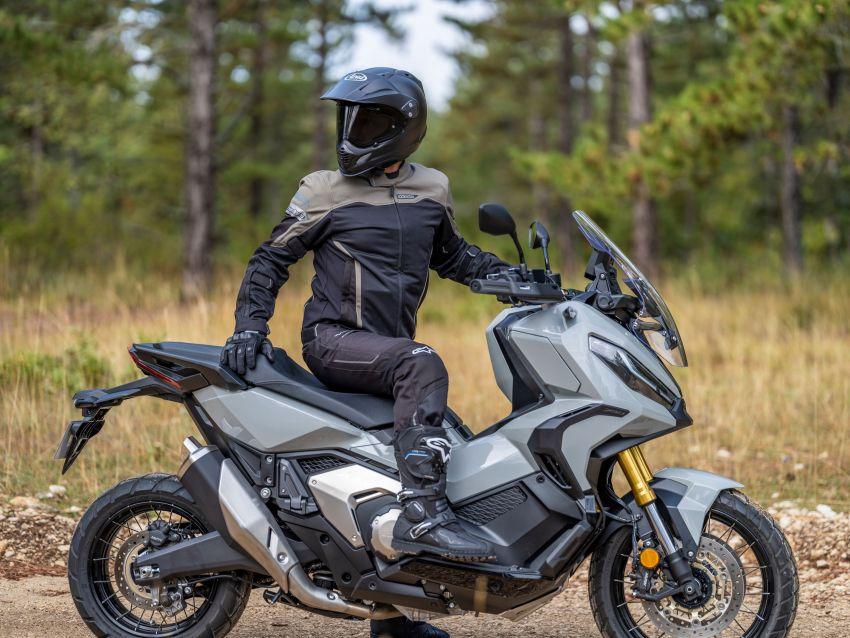 Honda X-ADV 2021 – kuasa dipertingkat, lebih canggih Image #1207448