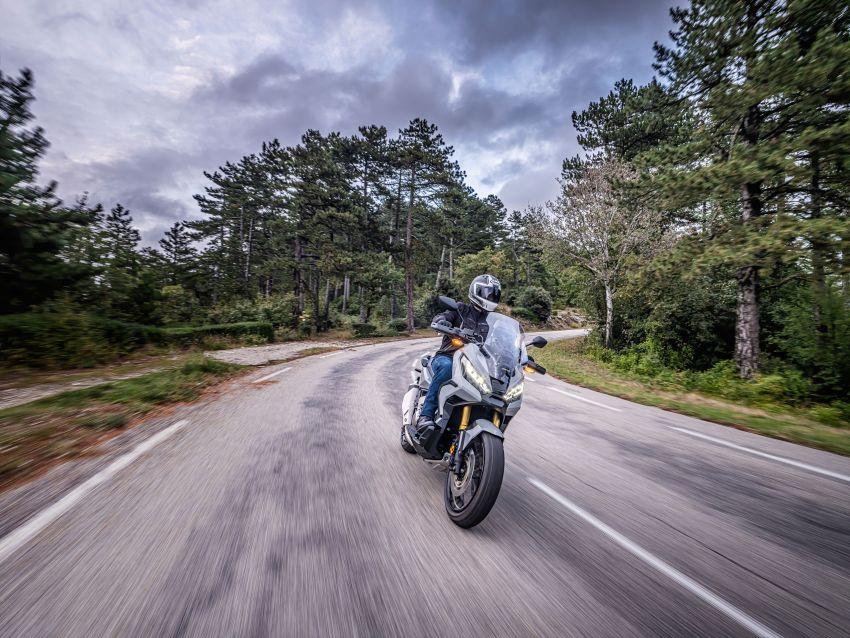 Honda X-ADV 2021 – kuasa dipertingkat, lebih canggih Image #1207445