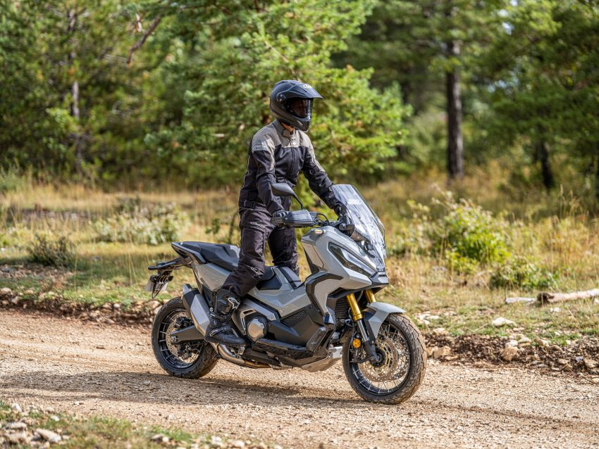 Honda X-ADV 2021 – kuasa dipertingkat, lebih canggih Image #1207431