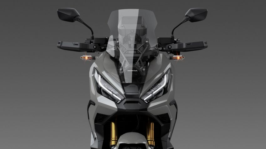 Honda X-ADV 2021 – kuasa dipertingkat, lebih canggih Image #1207425