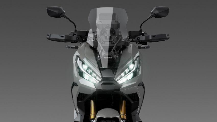 Honda X-ADV 2021 – kuasa dipertingkat, lebih canggih Image #1207422