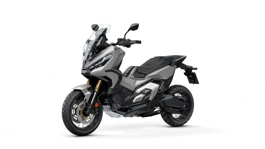 Honda X-ADV 2021 – kuasa dipertingkat, lebih canggih Image #1207487