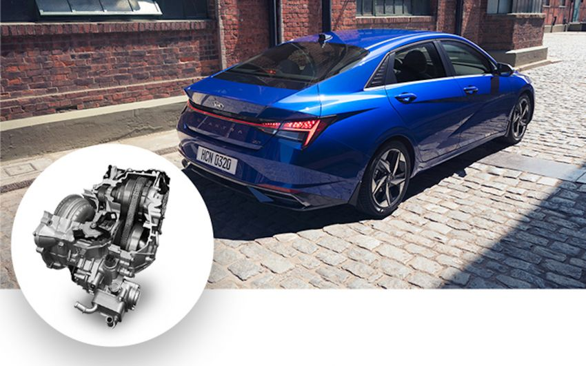 Hyundai iVT gearbox – chain belt-based continuously variable transmission for better response, efficiency Image #1217009