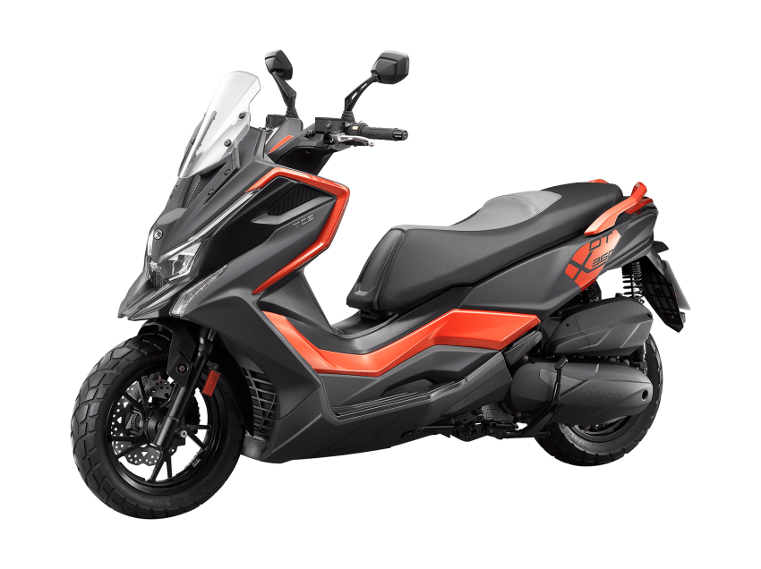 2021 Kymco F9, KRV and DT X360 scooters launched Image #1217632