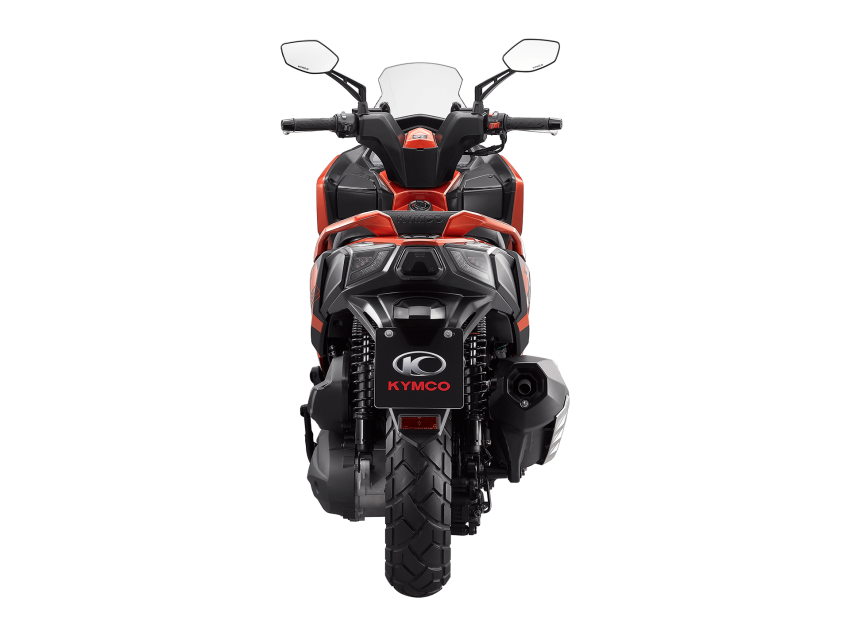 2021 Kymco F9, KRV and DT X360 scooters launched Image #1217635