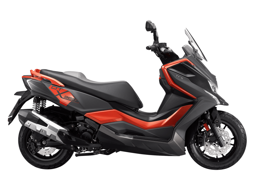 2021 Kymco F9, KRV and DT X360 scooters launched Image #1217637