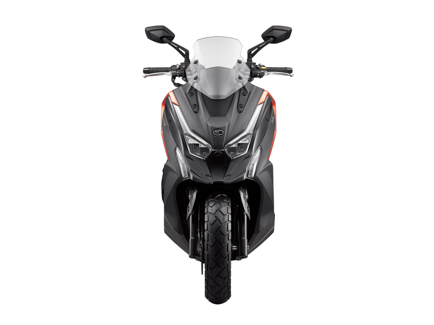 2021 Kymco F9, KRV and DT X360 scooters launched Image #1217639