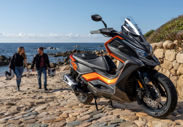 2021 Kymco F9, KRV and DT X360 scooters launched Image #1217641