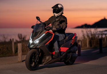 2021 Kymco F9, KRV and DT X360 scooters launched Image #1217645