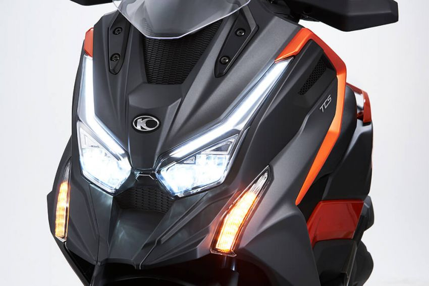 2021 Kymco F9, KRV and DT X360 scooters launched Image #1217625