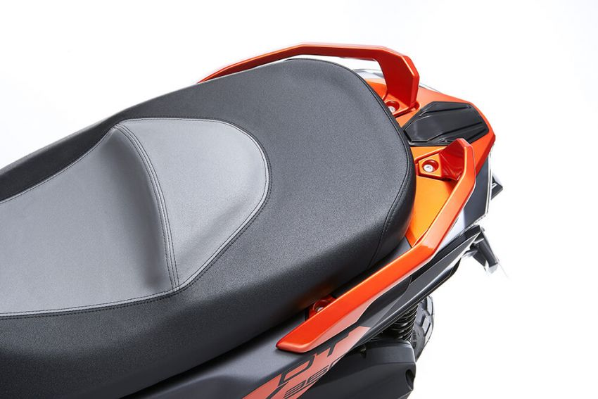 2021 Kymco F9, KRV and DT X360 scooters launched Image #1217630