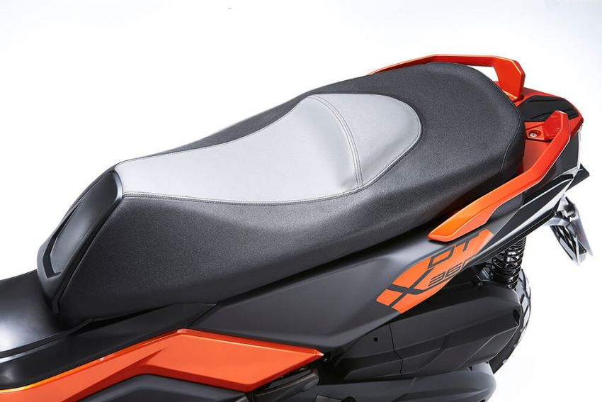 2021 Kymco F9, KRV and DT X360 scooters launched Image #1217631