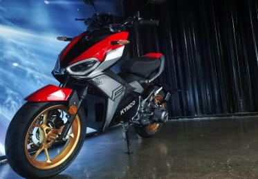 2021 Kymco F9, KRV and DT X360 scooters launched Image #1217526