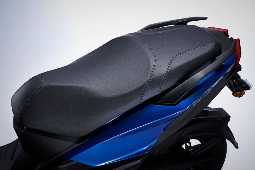 2021 Kymco F9, KRV and DT X360 scooters launched Image #1217549