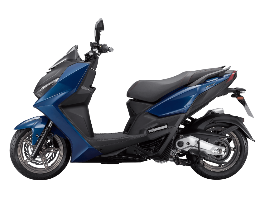 2021 Kymco F9, KRV and DT X360 scooters launched Image #1217529
