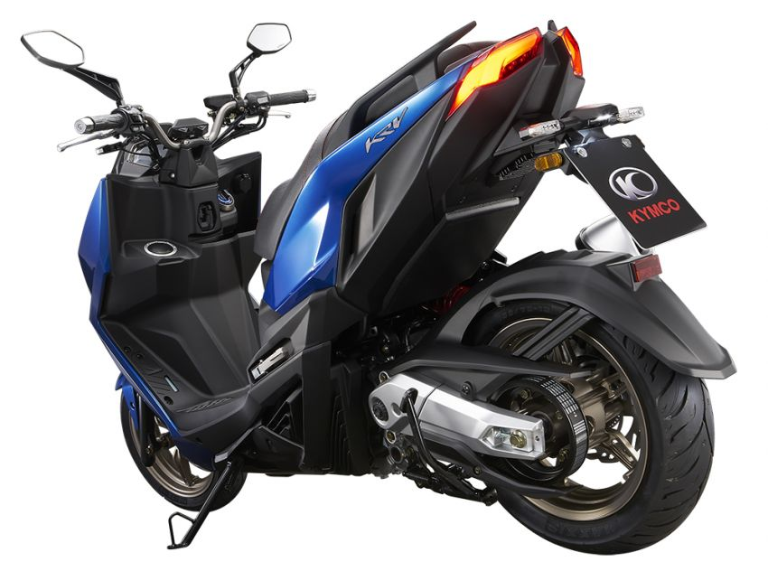 2021 Kymco F9, KRV and DT X360 scooters launched Image #1217557