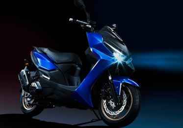 2021 Kymco F9, KRV and DT X360 scooters launched Image #1217559