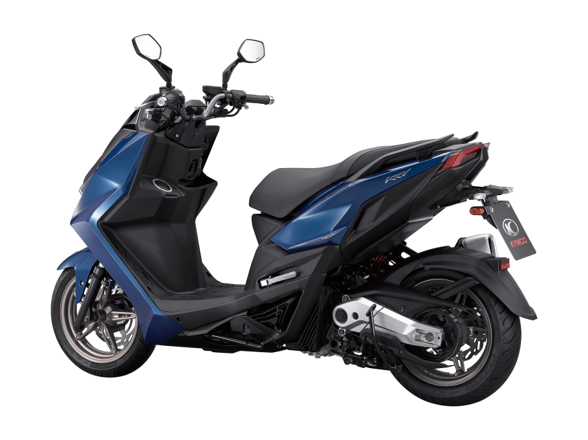 2021 Kymco F9, KRV and DT X360 scooters launched Image #1217531