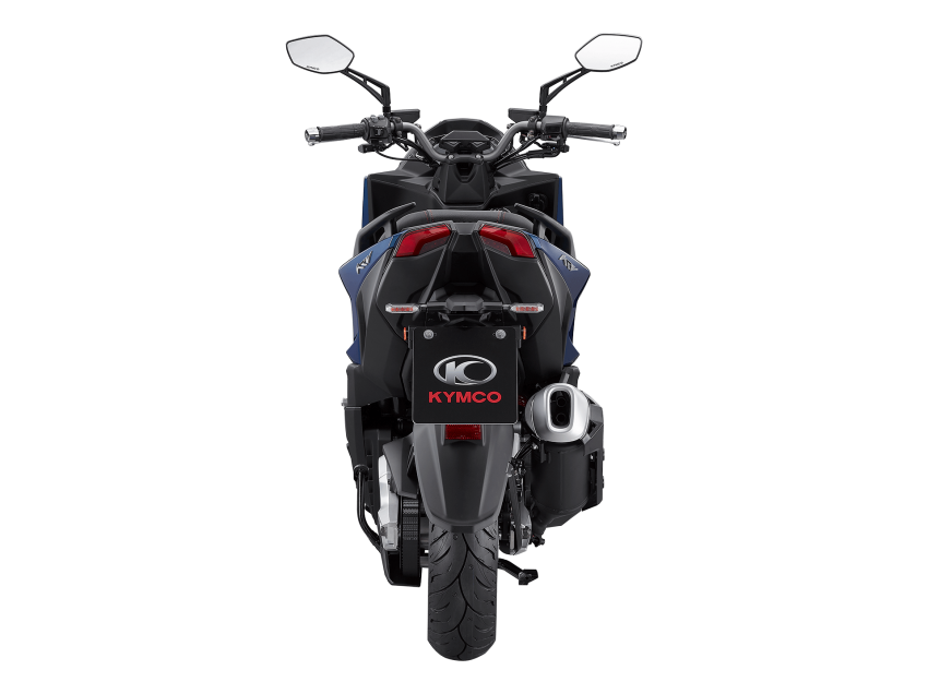 2021 Kymco F9, KRV and DT X360 scooters launched Image #1217533