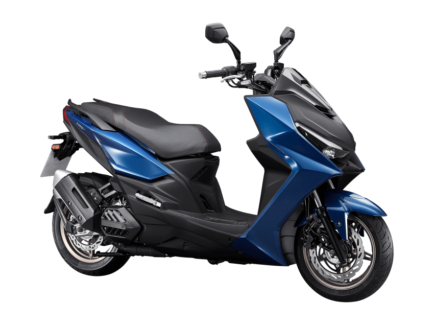 2021 Kymco F9, KRV and DT X360 scooters launched Image #1217540